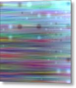 Colour23mlv - Impressions Metal Print