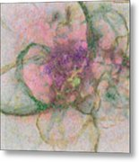Colouristic Speculation  Id 16099-061949-68480 Metal Print