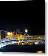 Colours Of The Night Metal Print