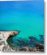 Colours Of The Sea Metal Print