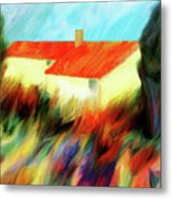 Colours Of The Wind Metal Print