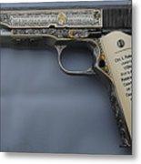 Colt 1911 Metal Print
