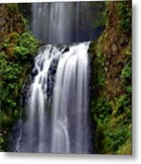 Columba River Gorge Falls 3 Metal Print