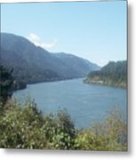 Columbia River Gorge 2 Metal Print