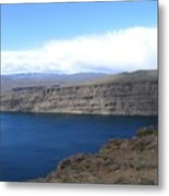 Columbia River Metal Print