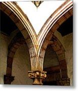 Column And Arch Metal Print