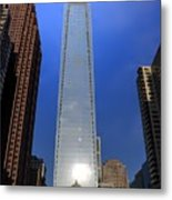 Comcast Center - Philadelphia Metal Print