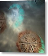 Come And Find Me Metal Print