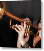 Come Blow Your Horn  ... Metal Print