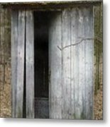 Come On In Metal Print