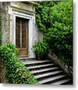 Come On Up To The House Metal Print