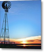 Come To The Water Metal Print