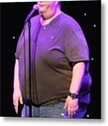 Comedian Ralphie May Metal Print
