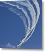 Coming Back From Heaven Metal Print