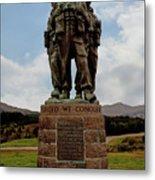 Commando Memorial 2 Metal Print