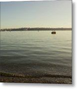 Commencement Bay 1 Metal Print