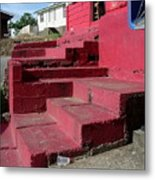 Committee Built? Sobriety Test? Metal Print