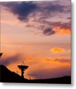 Communications To The Stars Metal Print
