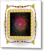 Complexical No 1874 Metal Print
