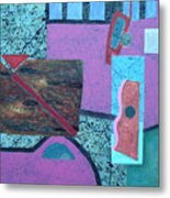 Composition I 05 -2- Metal Print