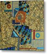 Composition Vi 07 Metal Print