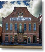 Concert Hall Hermann Mo_dsc3947 Metal Print