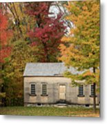 Concords Robbins Farm Metal Print