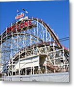 Coney Island Memories 2 Metal Print