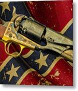 Confederate Sidearm Metal Print