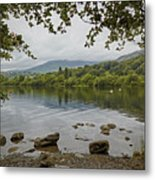 Coniston Water Metal Print