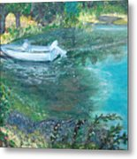 Connecticut River Metal Print
