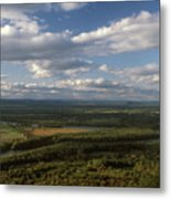 Connecticut River Mount Holyoke Metal Print