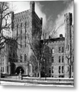 Connecticut Street Armory 3997b Metal Print