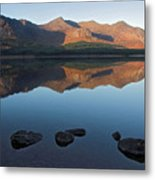 Connemara Morning Ireland Metal Print