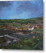 Consett, Blackhill, County Durham Metal Print