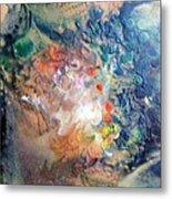 Constellation Perseidi Metal Print