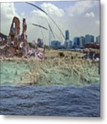 Constructed Landscape No.3 Metal Print