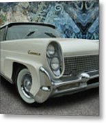 Continental Side View Metal Print