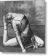 Contortionist Metal Print by General Photographic Agency