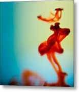 Contortionists Metal Print