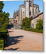 Convent Of Christ Metal Print