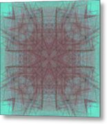 Convergence 5-30-2015 #3 Metal Print