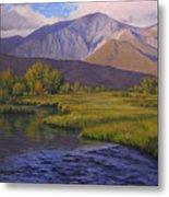 Convict Creek-eastern Sierras Metal Print