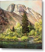 Convict Lake In May Metal Print