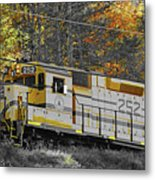 Conway Scenic 252 Metal Print