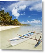 Cook Islands, Aitutaki Metal Print by Bob Abraham - Printscapes