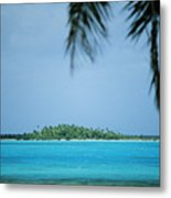 Cook Islands, Rarotonga Metal Print