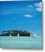 Cook Islands, Rarotonga Metal Print