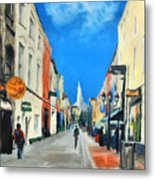 Cook Street   Cork Ireland Metal Print