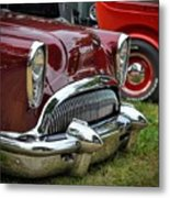 Cool Ride Metal Print